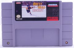 Brett Hull Hockey - SNES
