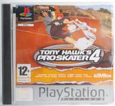 Tony Hawk's Pro Skater 4 (German Version Platinum) - PS1