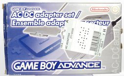 AC-DC Adapter Set For GBA