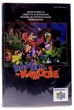 Banjo-Kazooie (Manual)