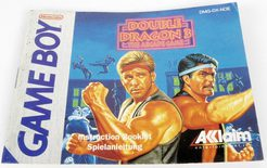Double Dragon 3: The Arcade Game (Manual)