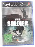 WWII: Soldier - PS2