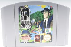 Blues Brothers 2000 - N64