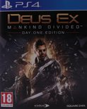 Deus Ex: Mankind Divided (Day One Edition) - PS4