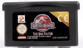 Jurassic Park III: The DNA Factor - GBA