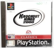 Knockout Kings 2000 (Classics) - PS1