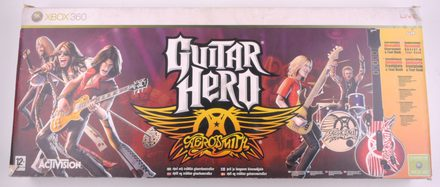 Guitar Hero Aerosmith (Guitar + Game)