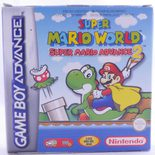 Super Mario World: Super Mario Advance 2 - GBA