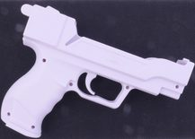 Gun/Pistol Attachment For Nintendo Wii