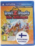 Invizimals: The Alliance - PS Vita