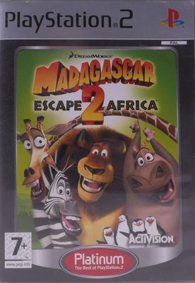 Madagascar: Escape 2 Africa (Platinum)