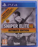 Sniper Elite III (Ultimate Edition) - PS4