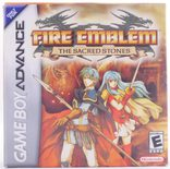 Fire Emblem: The Sacred Stones - GBA