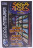 Sega Ages Volume 1 (After Burner II / Space Harrier / Outrun) - Saturn