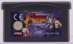 The King Of Fighters EX: Neoblood - GBA