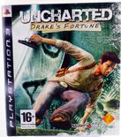 Uncharted: Drake's Fortune - PS3
