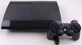 Sony Playstation 3 500GB Console With Gametech Controller