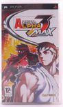 Street Fighter Alpha3 Max - PSP