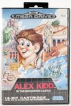 Alex Kidd In The Enchanted Castle - Mega Drive