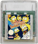 The Simpsons: Night of the Living Treehouse of Horror - GBC