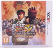 Super Street Fighter IV 3D Edition - Nintendo 3DS