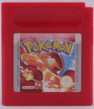 Pokemon Red Version (Spanish Version) - GB