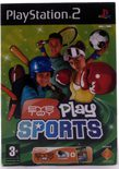Eye Toy: Play Sports - PS2