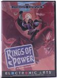 Rings Of Power - Mega Drive