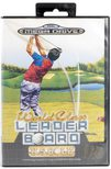 World Class Leaderboard Golf - Mega Drive