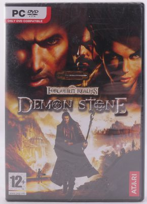 Forgotten Realms: Demon Stone (PC-DVD)