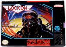 Lock On - SNES