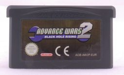 Advance Wars 2 Black Hole Rising - GBA