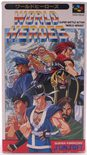 World Heroes (Super Famicom) - SNES