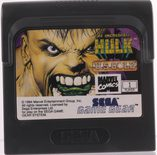 The Incredible Hulk - Game Gear