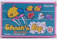 Chack 'n Pop (Famicom) - NES