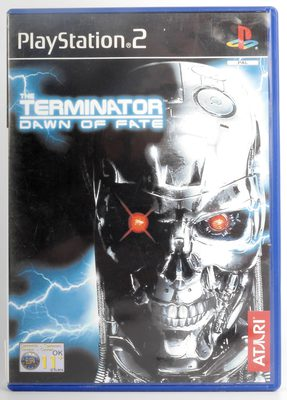 Terminator: Dawn of Fate - PS2