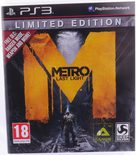 Metro: Last Light - PS3