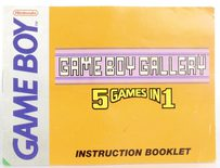 Game Boy Gallery (Manual)
