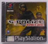 G-Police: Weapons Of Justice - PS1