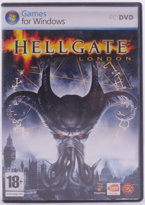 Hellgate: London (PC-DVD)
