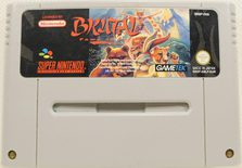 Brutal: Paws of Fury - SNES