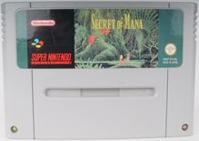 Secret Of Mana (German Version) - SNES