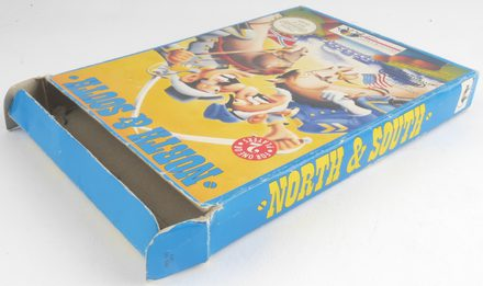 EMPTY BOX - North & South (box only, no game!)