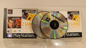 2 Games: Tomorrow Never Dies / The World Is Not Enough - PS1