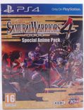 Samurai Warriors 4 (Special Anime Pack) - PS4