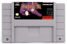 Final Fantasy III - SNES