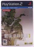 Metal Gear Solid 3: Snake Eater (Steelbook) - PS2