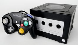 Nintendo Gamecube Console (Black) (GC)