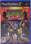 Teenage Mutant Ninja Turtles 3: Mutant Nightmare - PS2