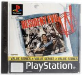 Resident Evil Value Series Boxed German Version - PS1